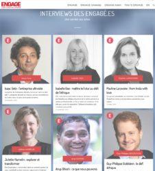 L'entreprise libérée, l'entreprise altruiste et Lévinas : notre interview pour LE MAG Time to engage