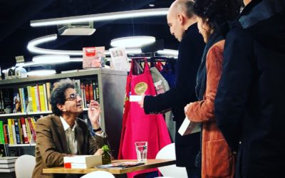 Isaac Getz présente « L'entreprise altruiste » à la librairie Ernster