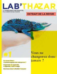 Loi PACTE, l'entreprise altruiste et la transformation : Notre entretien dans la revue Lab'thazar